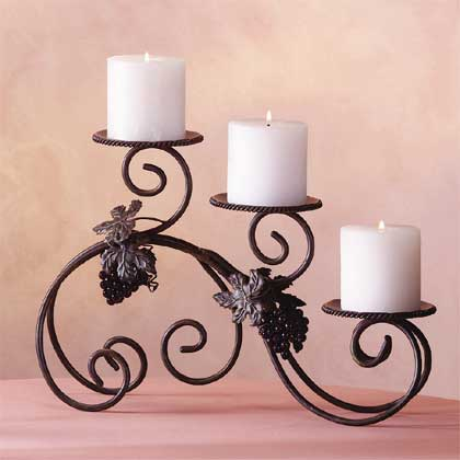 Simplicity Is The Keynote Of All True Elegance Candle