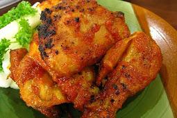 Resep dan Cara Membuat Ayam Singgang Khas Lampung