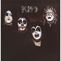 Kiss Debut Album cover