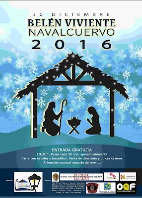 Belén Viviente de Navalcuervo - Fuente Obejuna (Córdoba) 2016