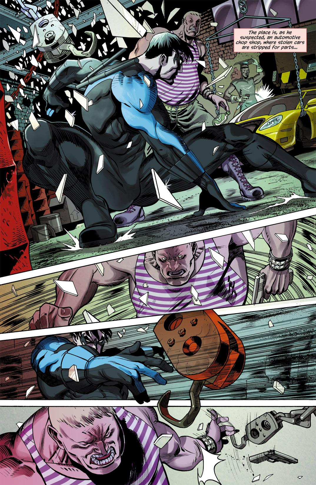 Detective Comics (1937) 851 Page 18