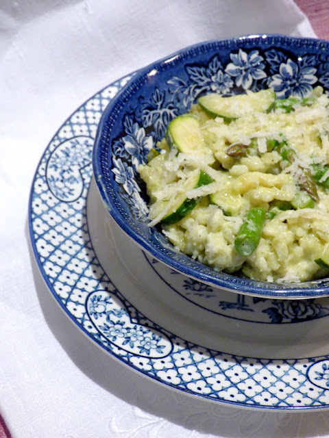 vegetarian risotto, Italian vegetarian recipes