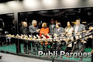 Novedades museo Dinópolis 2018