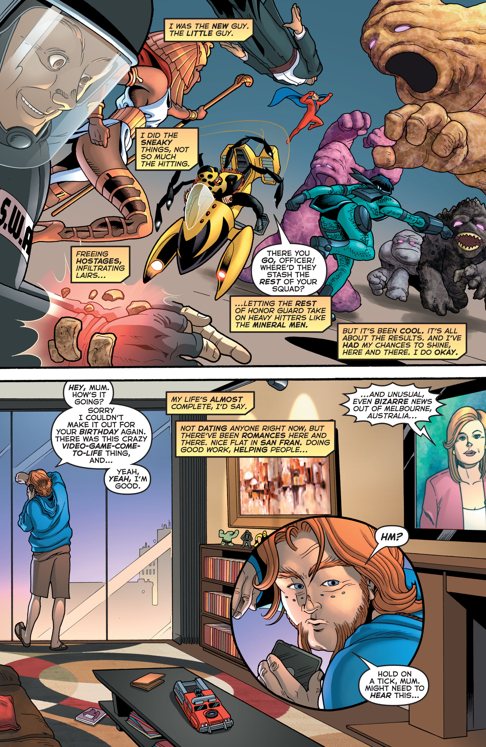 Read online Astro City comic -  Issue #28 - 9