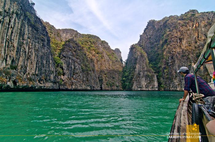 Koh Phi Phi Boat Tour Pileh Lagoon
