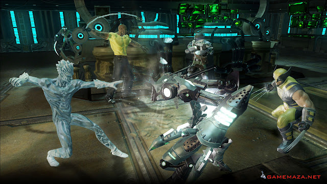 Marvel Ultimate Aliance 2 Gameplay Screenshot 7