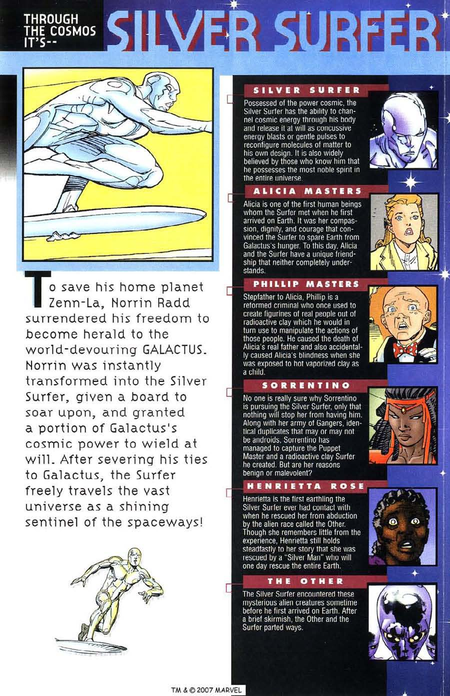 Read online Silver Surfer (1987) comic -  Issue #135 - 2