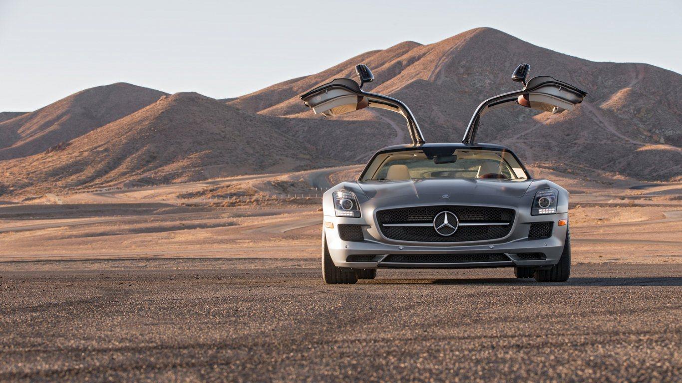 Mercedes Sls Wallpaper 1680x1050 Galareal