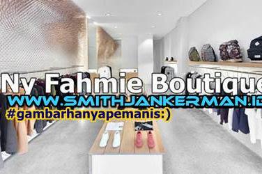 Lowongan Kerja Ny. Fahmie Boutique & Laundry Pekanbaru Februari 2018