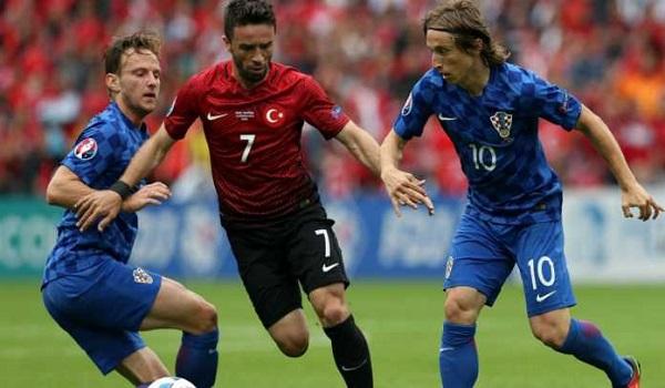 Prediksi Turki vs Kroasia Kualifikasi PD 2018