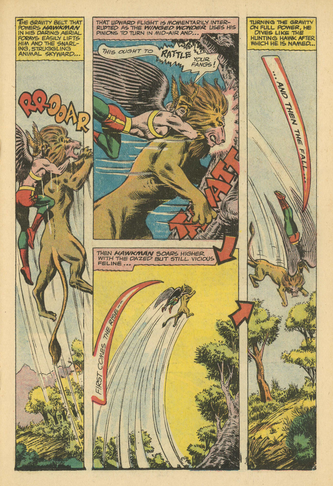 Hawkman (1964) issue 20 - Page 19