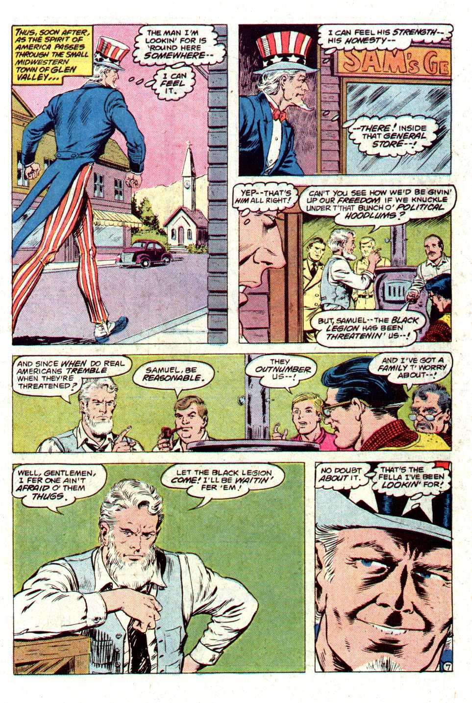 Read online Secret Origins (1986) comic -  Issue #19 - 9