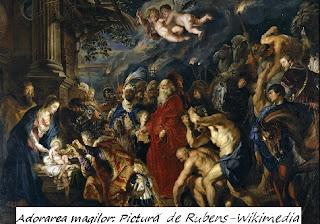 Semnificaţia darurilor aduse de magi pruncului Iisus
