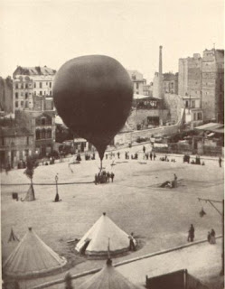 Paris Balloon Mail, 1870