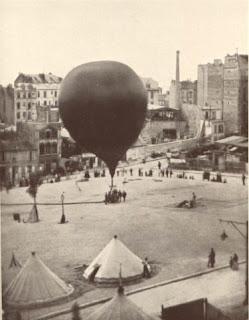 Paris Balloon Mail, 1870