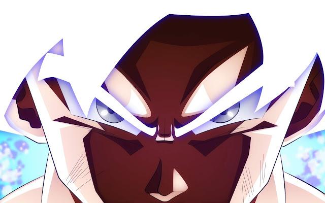 Dragon Ball Super Ultra Instinct Goku