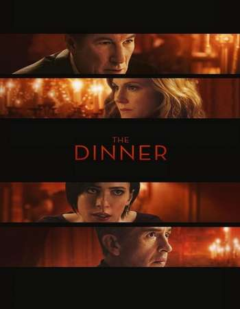The Dinner 2017 Full English Movie BRRip Download