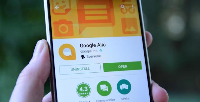 Google Allo Got Full Screen Video Mode with New v12.0.23 Apk Update