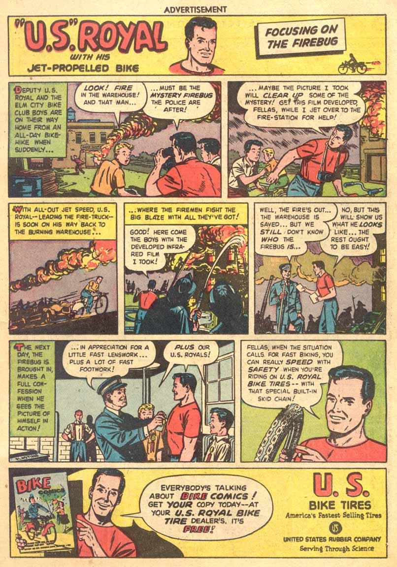 Read online Detective Comics (1937) comic -  Issue #149 - 23