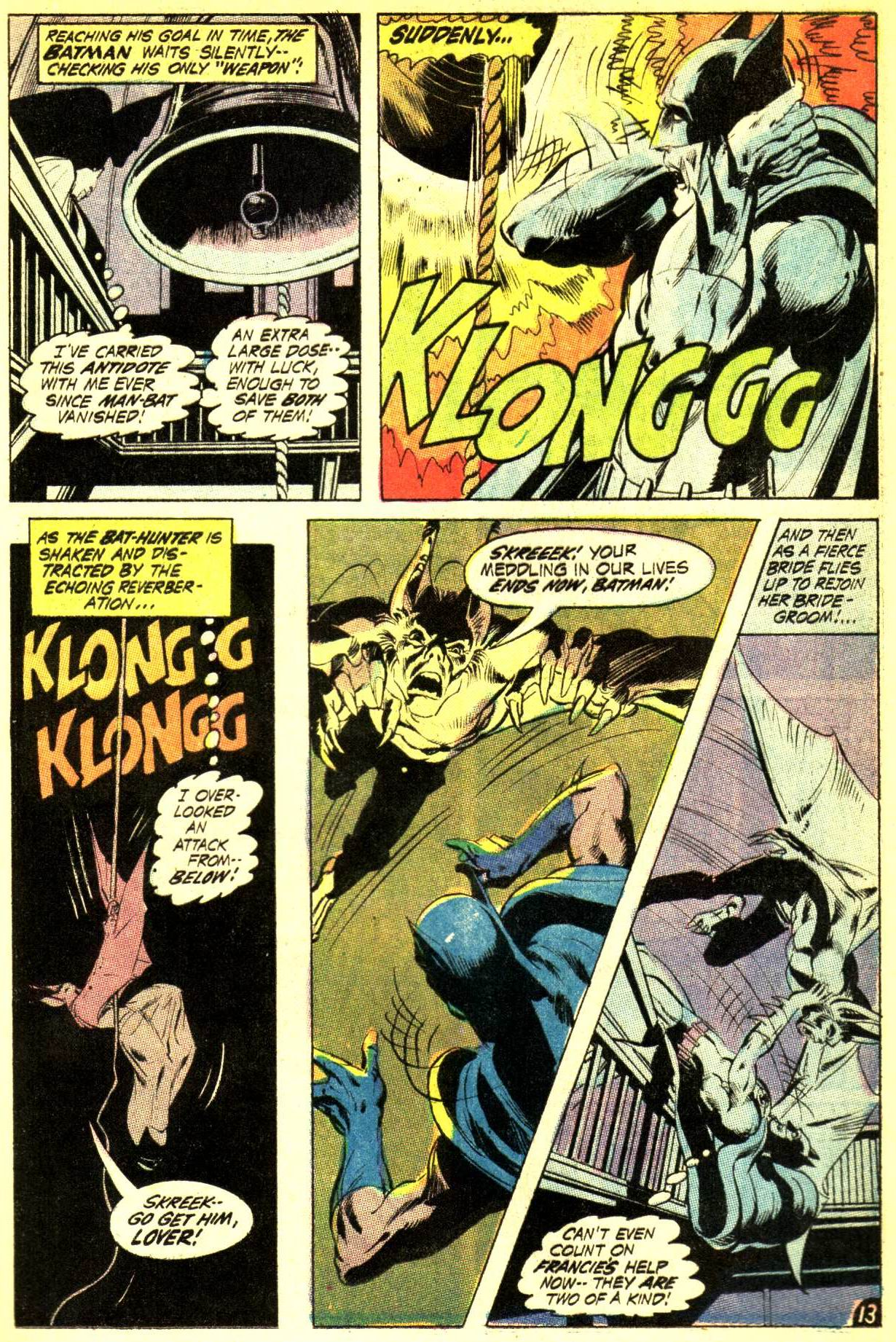 Detective Comics (1937) 407 Page 16