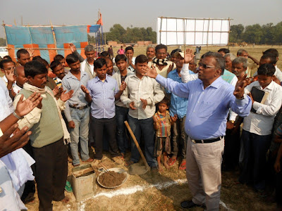 Foundation Laid For Two New Gems English Schools In Bihar