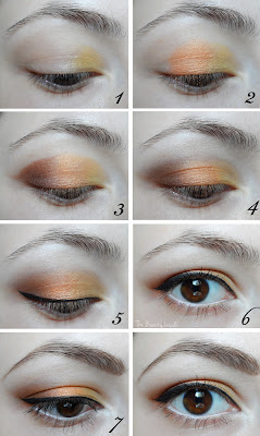 fall make up tutorial