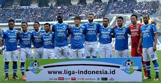 Starting Line-up Persib Bandung 2018