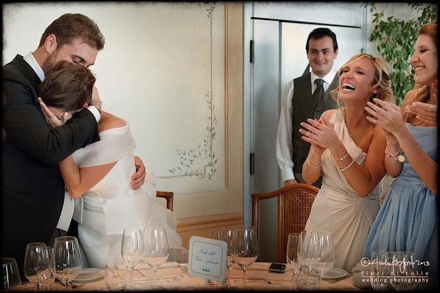 foto matrimonio Cenobio dei Dogi Camogli