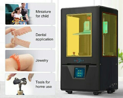 Anycubic 3D Printer - Photon S Printing Machine