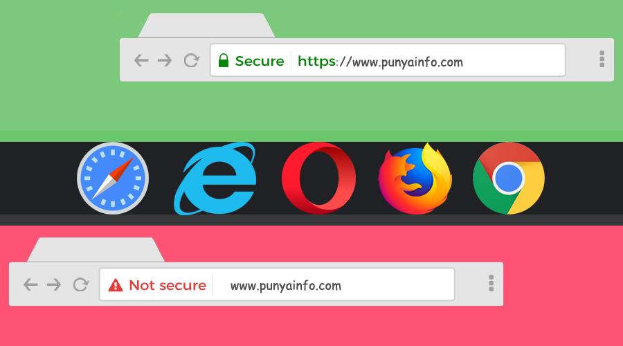 Pilih http atau https Pada Blog Untuk Terbaik Di Mesin Pencarian Seperti Google