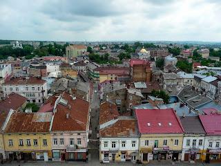 Дрогобич. Панорама міста