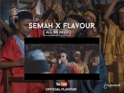 Video Semah G Weifur Feat. Flavour (Mr Flavour) - All We Need