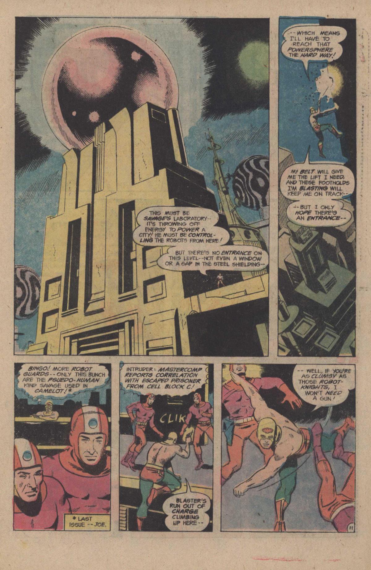 Read online All-Star Comics comic -  Issue #65 - 21