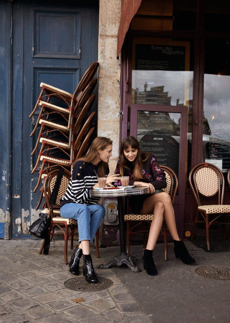 & Other Stories Parisian Inspired Style Lookbook