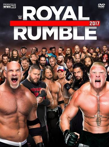 WWE Royal Rumble 2017 PC Game Free Download
