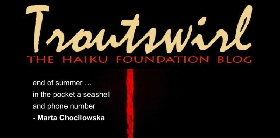The Haiku Foundation Per Diem 22 April 2018