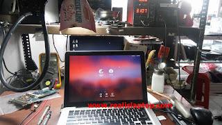 Service Laptop Macbook Pro ( Apple ) Layar Mati