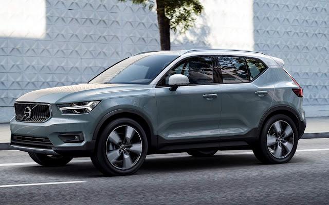 Volvo acelera produção do XC40 devido a alta demanda