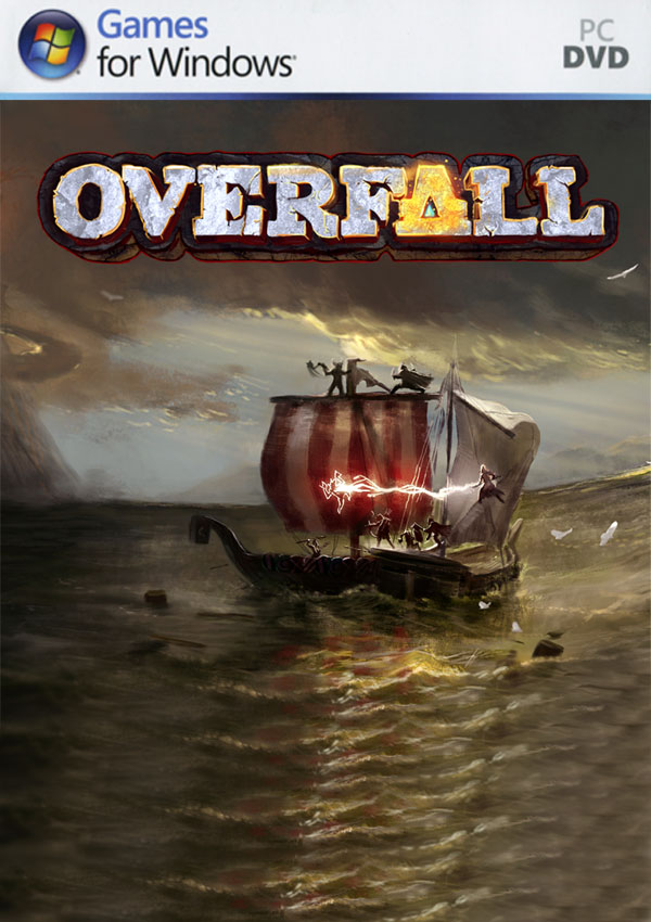 OverFall Download Cover Free Game