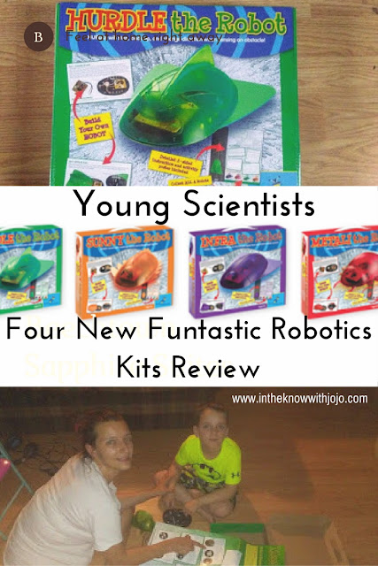 Young Scientists have gifts that are not only super engaging and fun for children but are full of STEM building learning activities! Check these out!