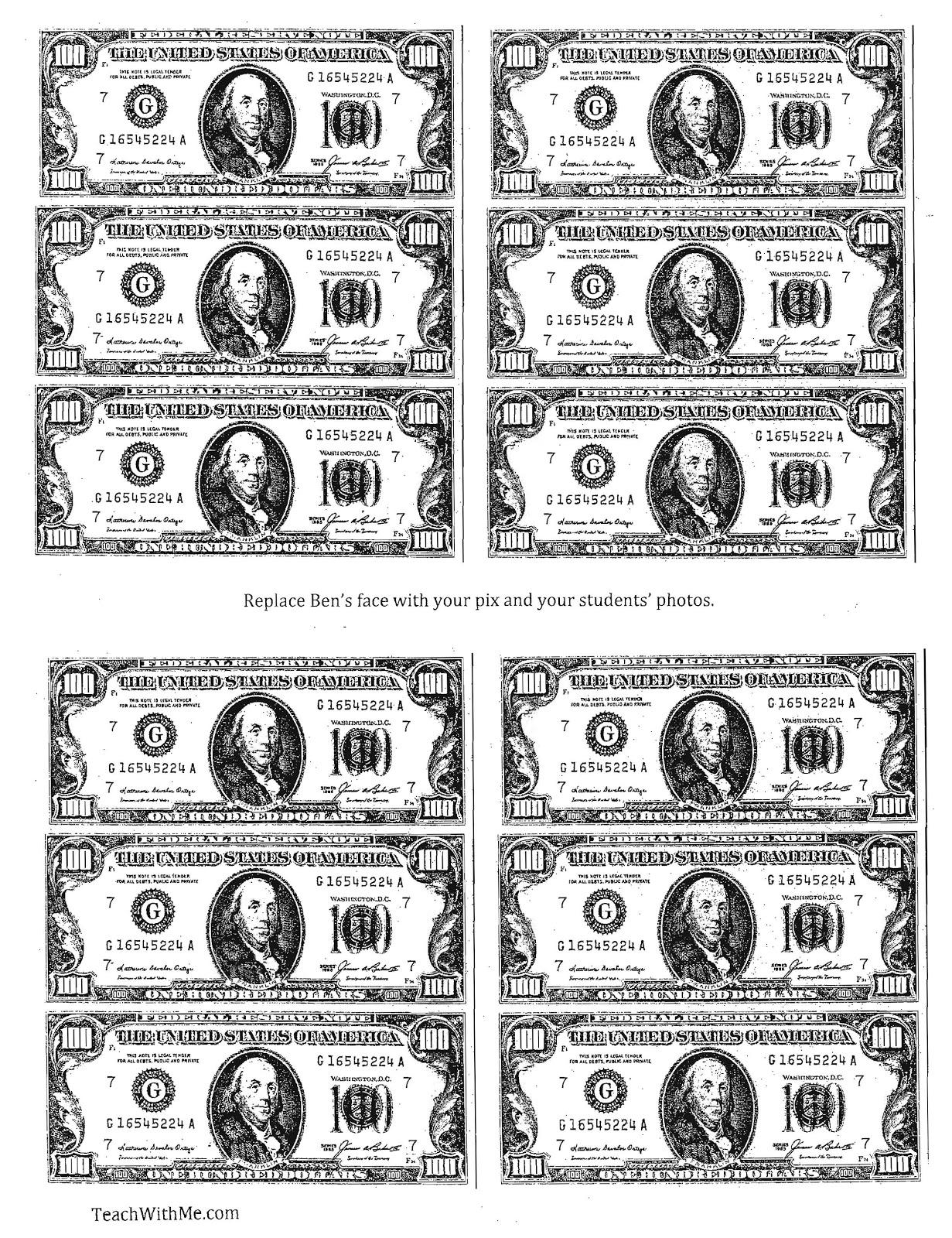 Dollar Coloring Page - Eskayalitim
