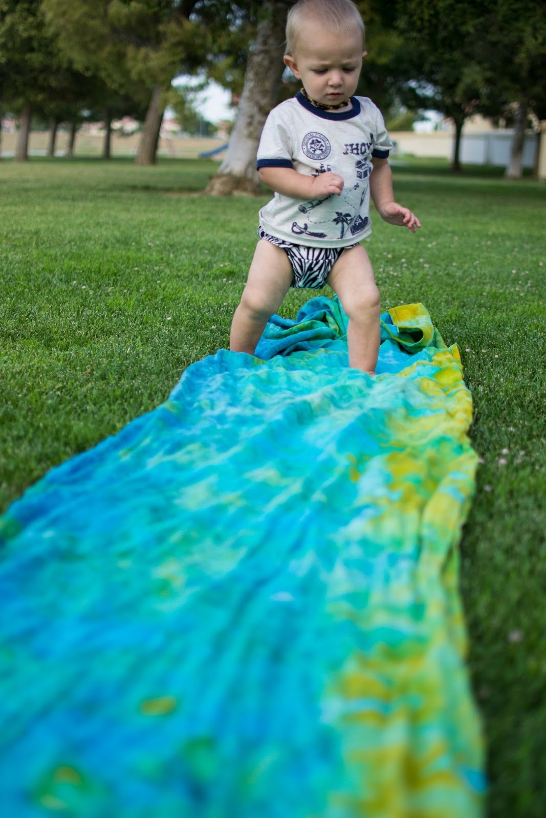 Leap And The Net Will Appear Wear Your Baby Wednesday Dye