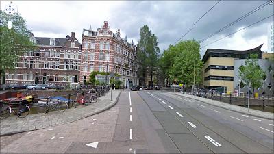 Jalan-jalan di Amsterdam