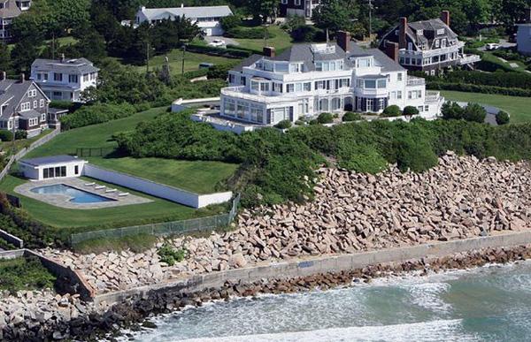 Biệt thự trị giá 17 triệu USD tại tiểu bang Rhode Island