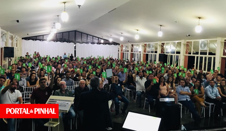 Assembleias atingem 10,3 mil associados em duas regiões de SP