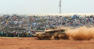 MBT Arjun Mk-II Developed by DRDO