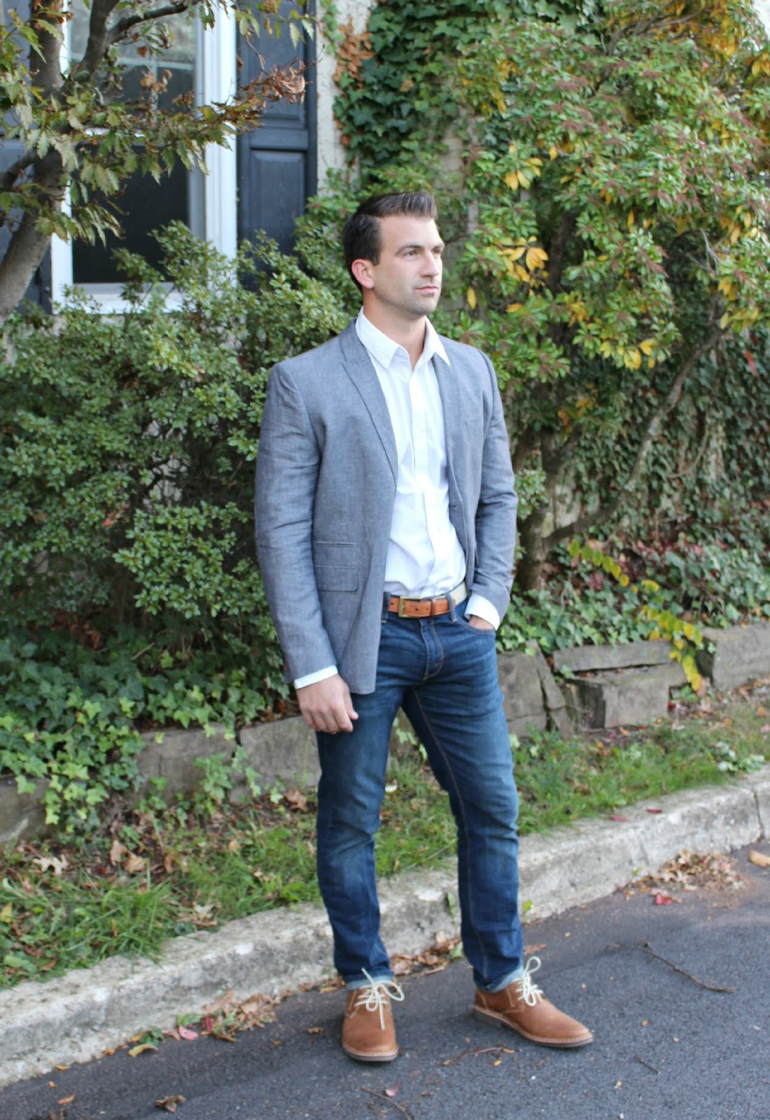 Style In Harmony: Men's Fall Fashion- Guest Post