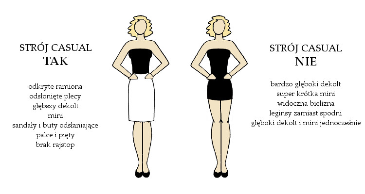 Agnieszka Sajdak Nowicka strój styl casual co oznacza