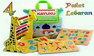 Paket Hemat Mainan Anak Jogja
