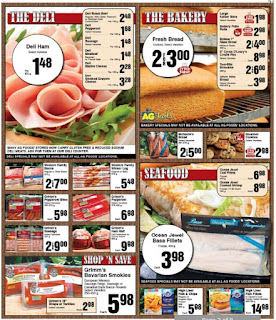 AG Foods Weekly Flyer January 07 - 13, 2018